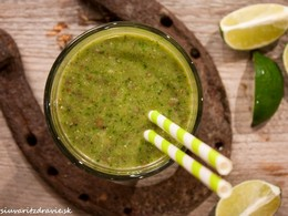 Smoothie s Matcha green tea